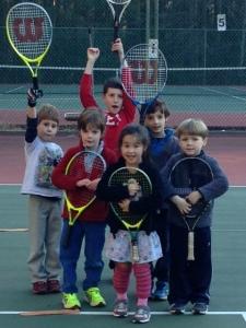 Fall Tennis 2015